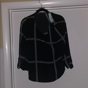 Black blouse. Not used very much.